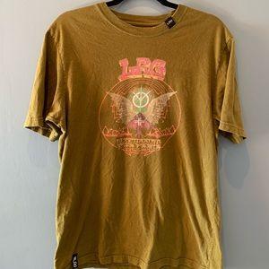 Men's M LRG Shirt Green